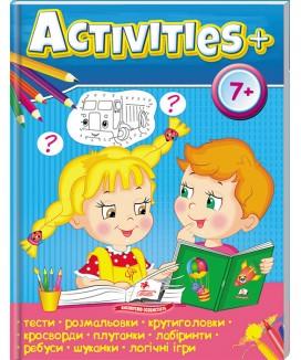 Activities 7+, розвиваючі та логічні завдання