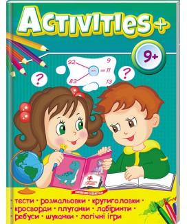 Activities 9+, розвиваючі та логічні завдання