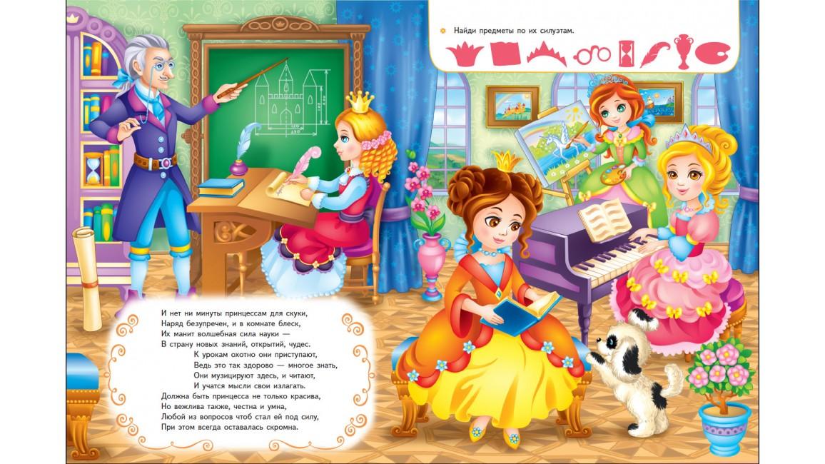 Первая книга принцессы