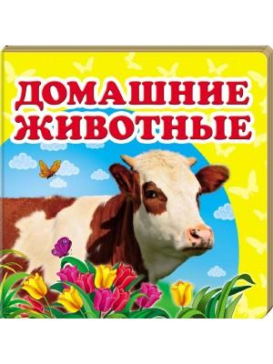 Домашние животные. Книжка-малышка