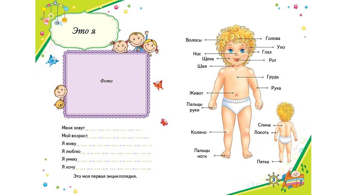 Энциклопедия малыша. Любимые авторы