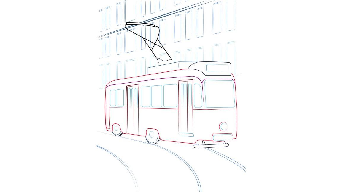 Велика розмальовка Транспорт